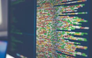 betting technology on a computer screen